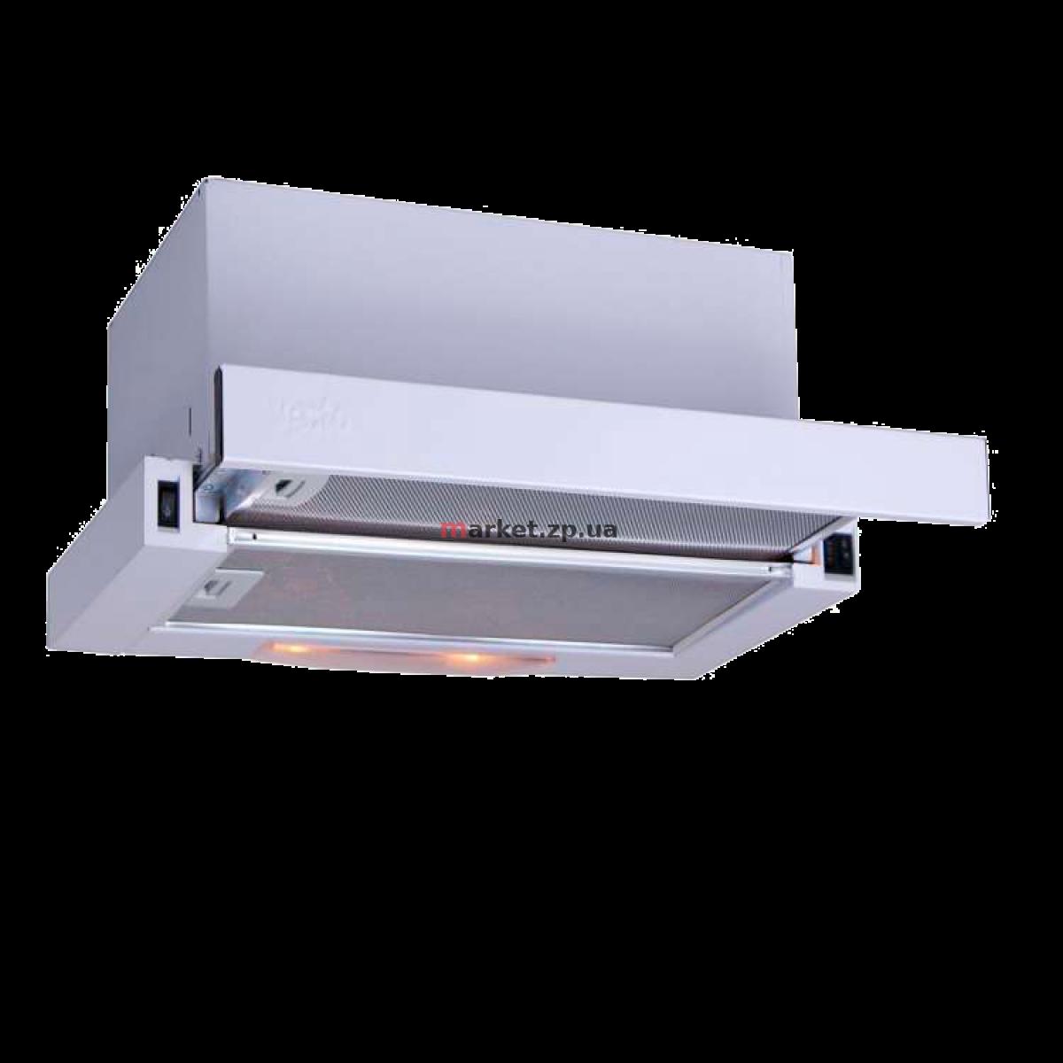 Вытяжка VENTOLUX GARDA 60 WH/X (650) IT