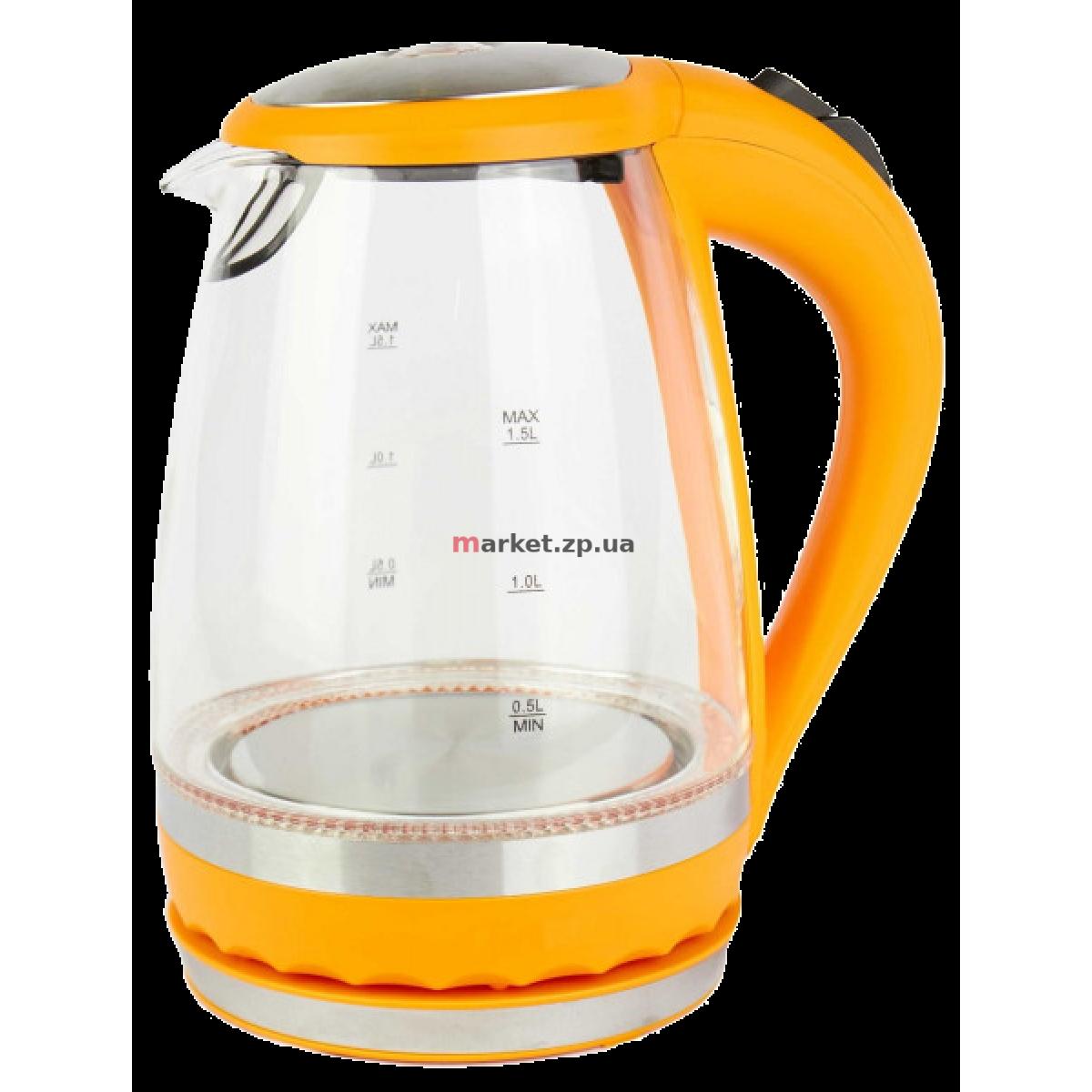 Электрочайник SMART HHB-1770 оранжевый