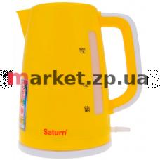 Электрочайник SATURN ST-EK0005-WYellow