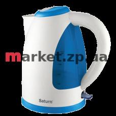Электрочайник SATURN ST-EK0005-W BLUE