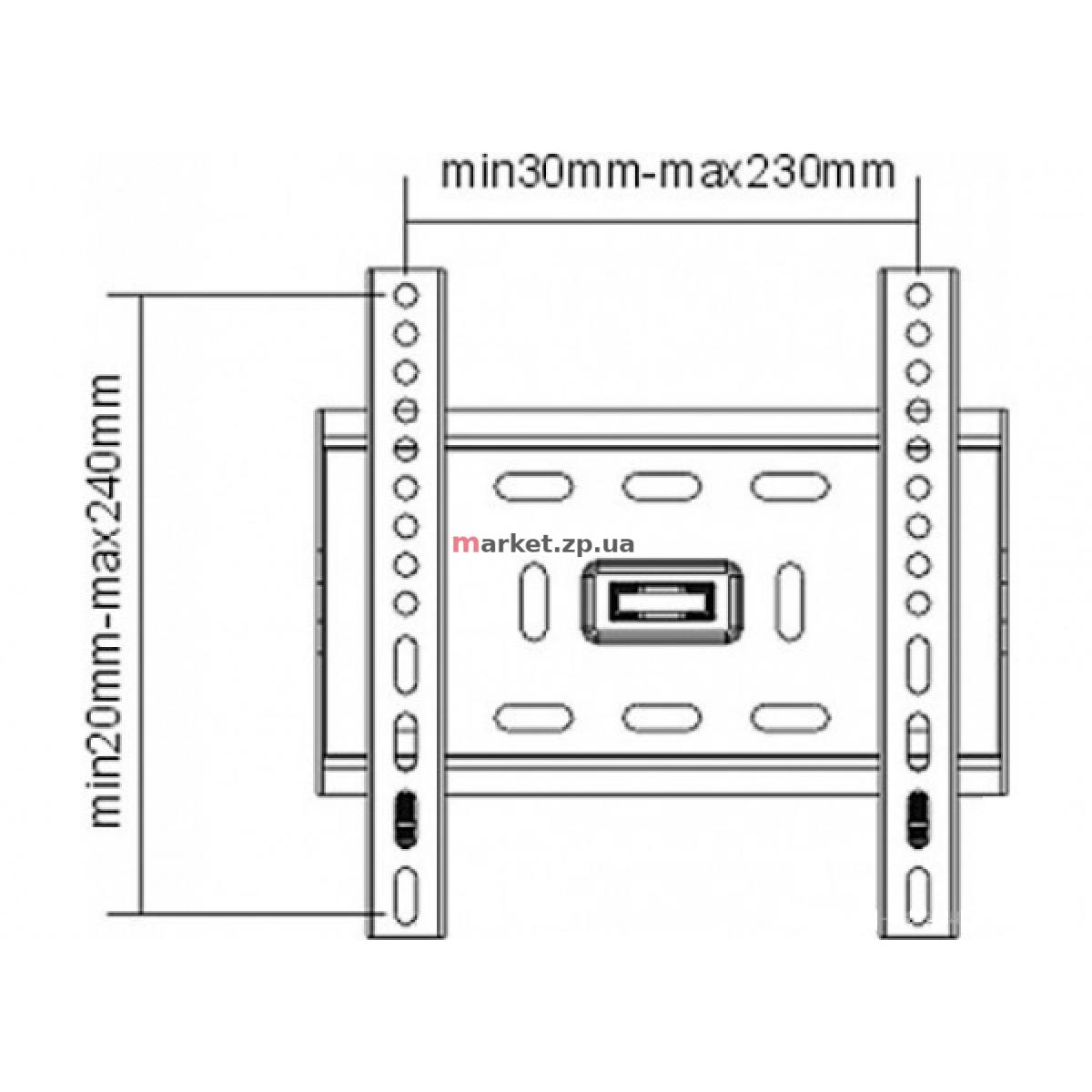 Фиксированный кронштейн ITECH PLB-5