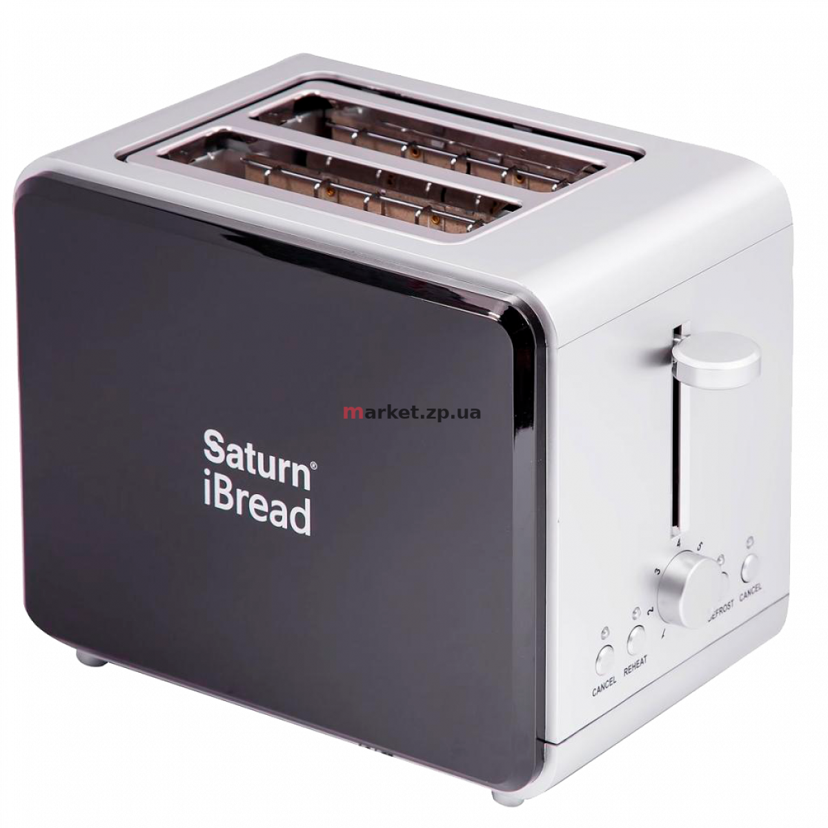 Тостер SATURN ST-EC0149-black