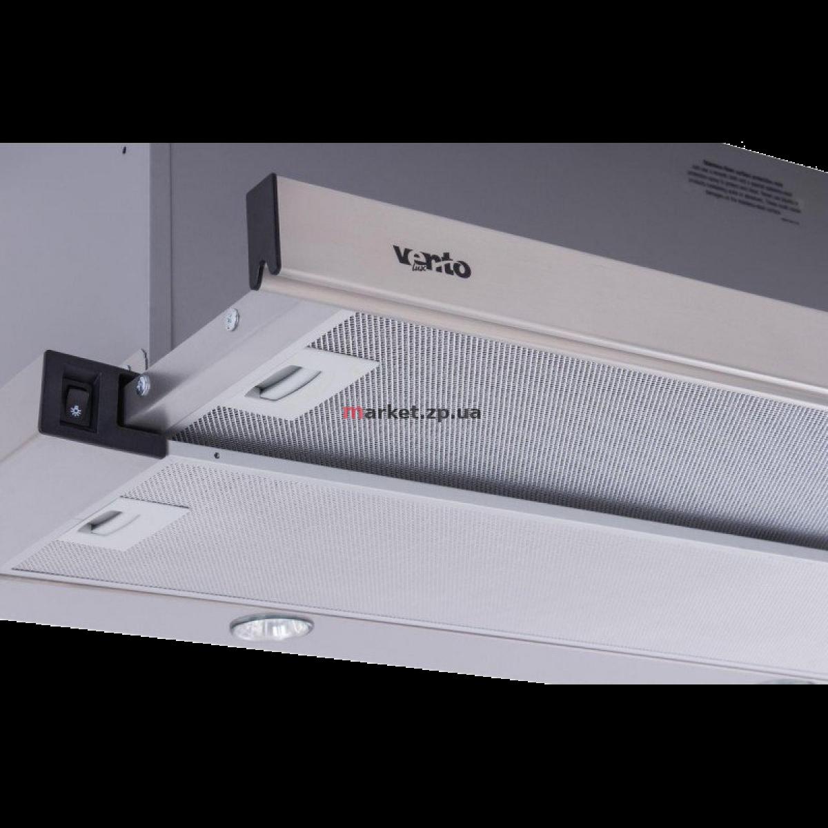Вытяжка GARDA 90 INOX (1100) SMD LED