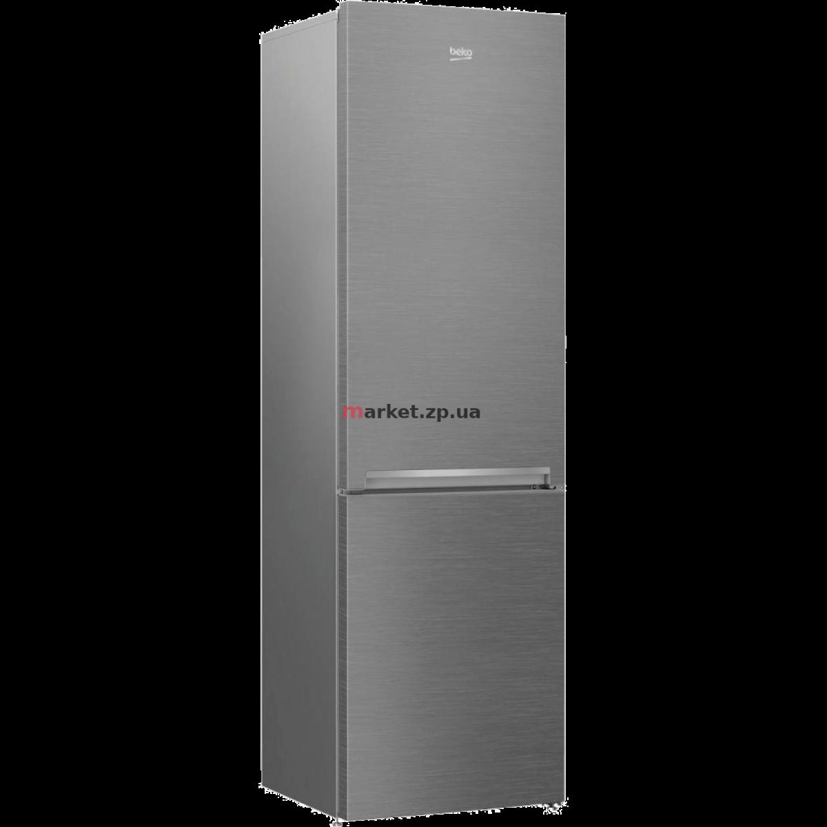 Холодильник  BEKO RCNA 355 K20 PT нержавейка