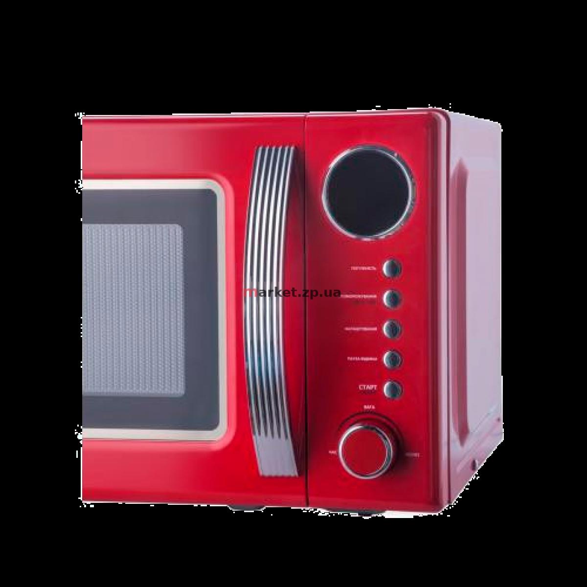 Микроволновка LIBERTON LMW-2083ER красная