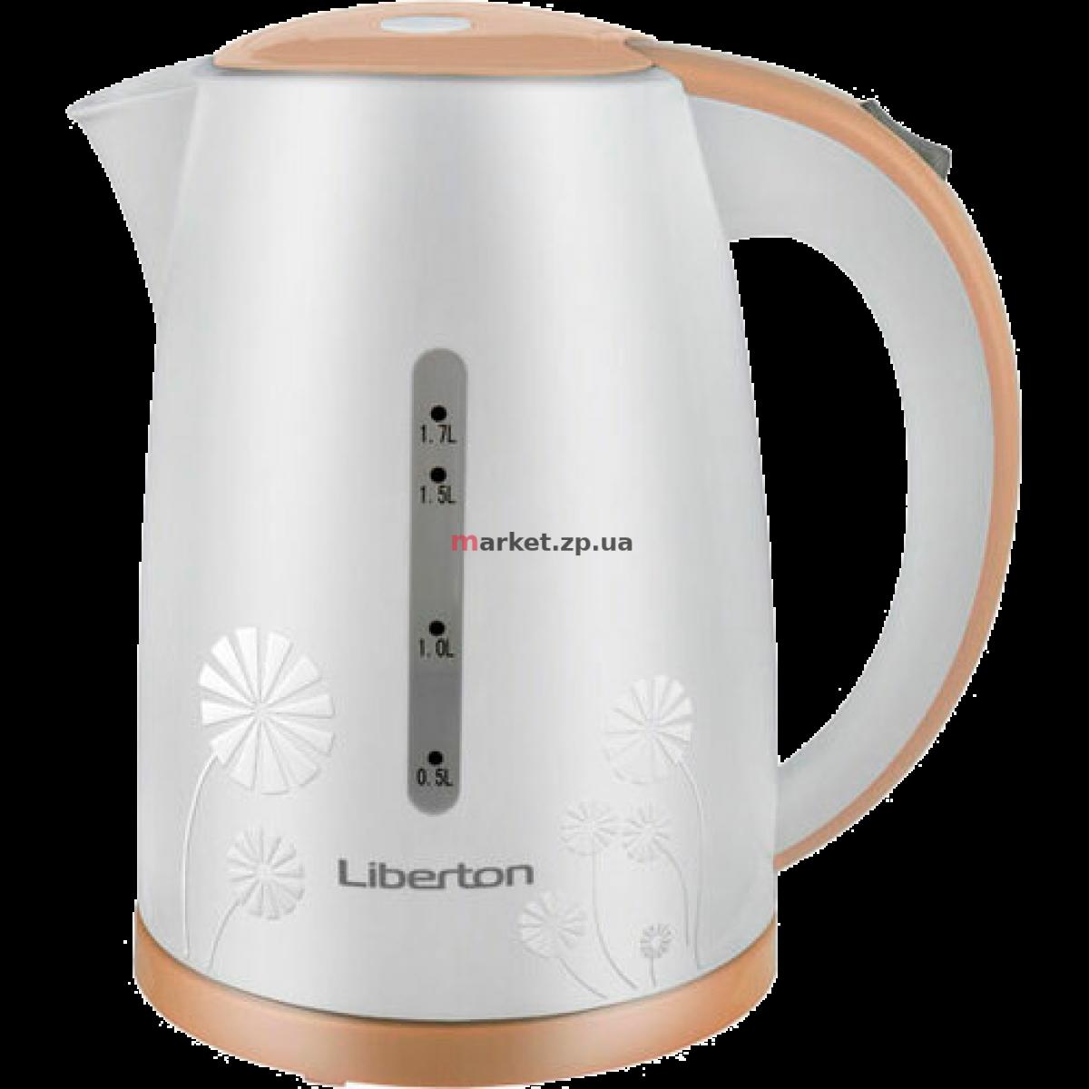 Чайник LIBERTON LEK-1759 N