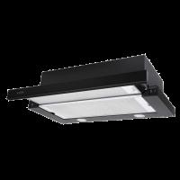 Вытяжка VENTOLUX GARDA 50 BK (750) SMD LED