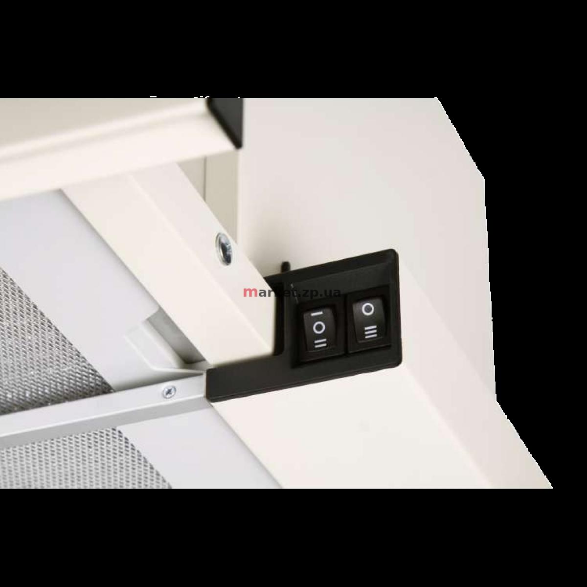 Вытяжка VENTOLUX GARDA 60 CREMA (1100) SMD LED