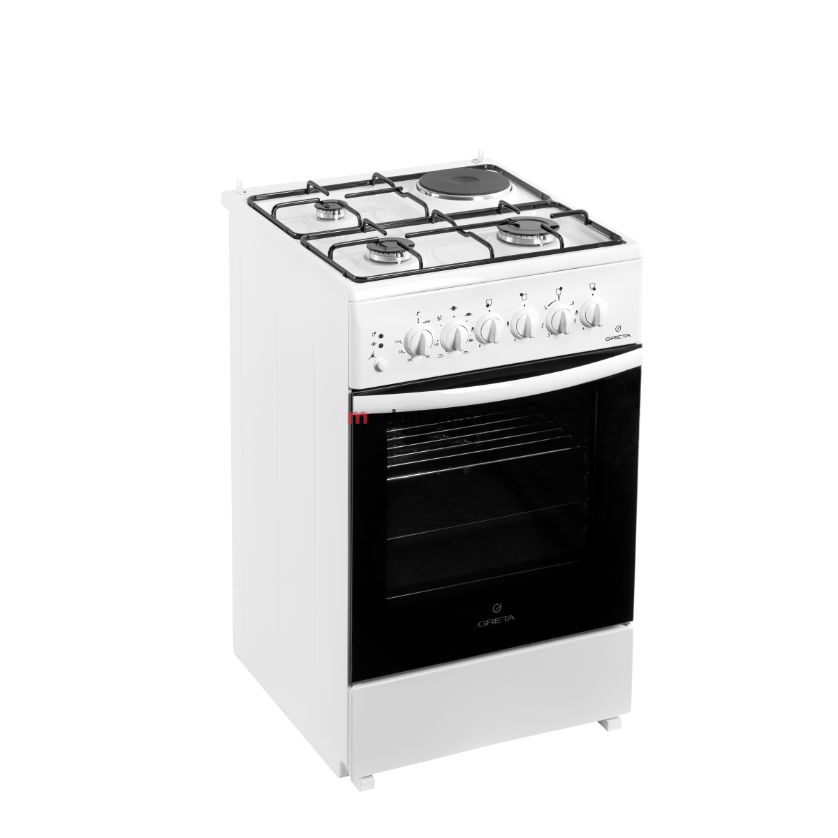 Плита комбинированная GRETA 1470-ГЭ-09 а Газ-контроль
