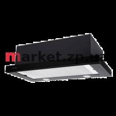 Вытяжка VENTOLUX GARDA 60 BK (750) SMD LED
