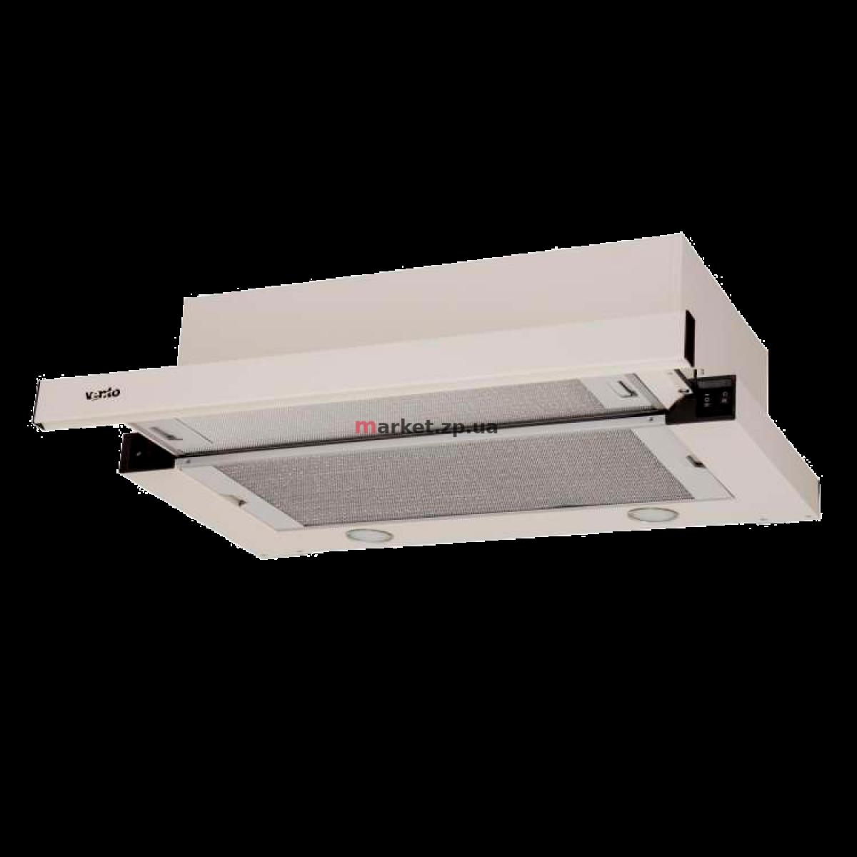 Вытяжка VENTOLUX GARDA 60 CREMA (750) SMD LED