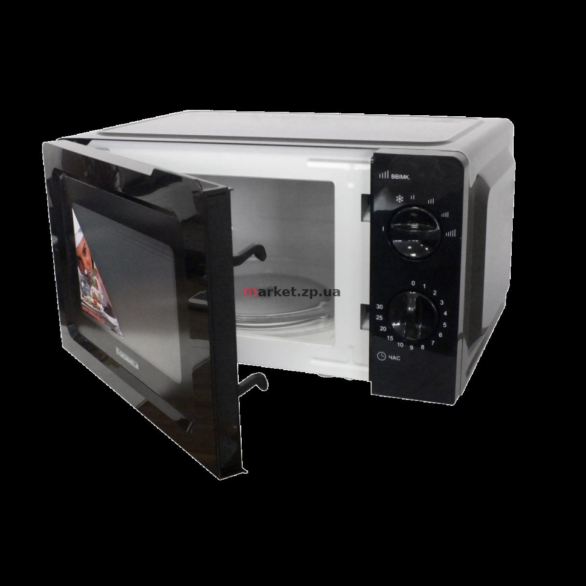 Микроволновка GRUNHELM 20MX701-B