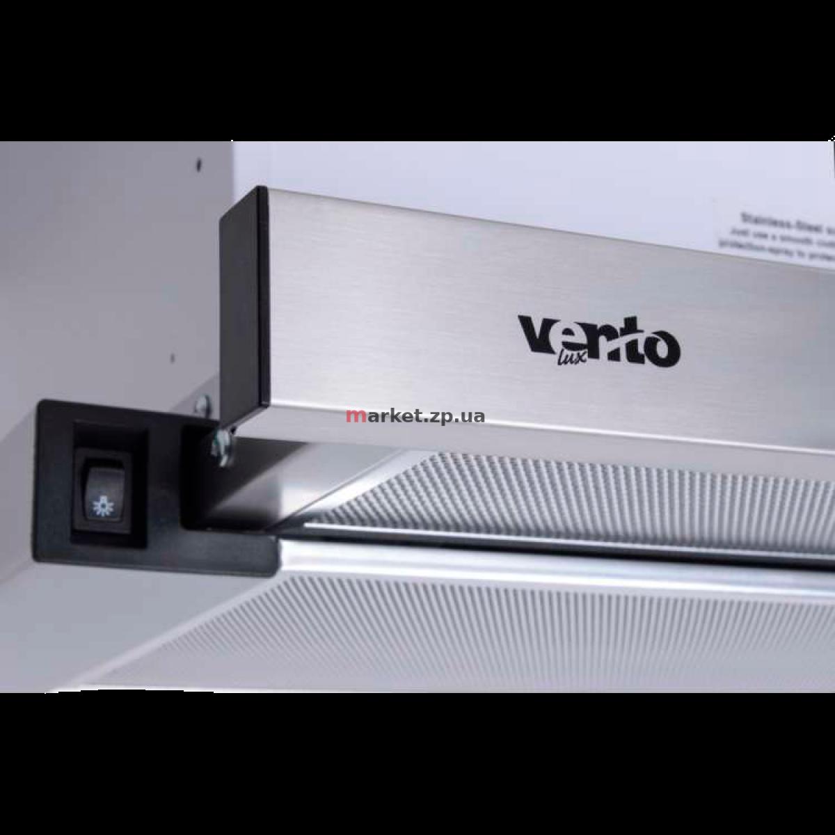 Вытяжка VENTOLUX GARDA 45 INOX (700) SLIM