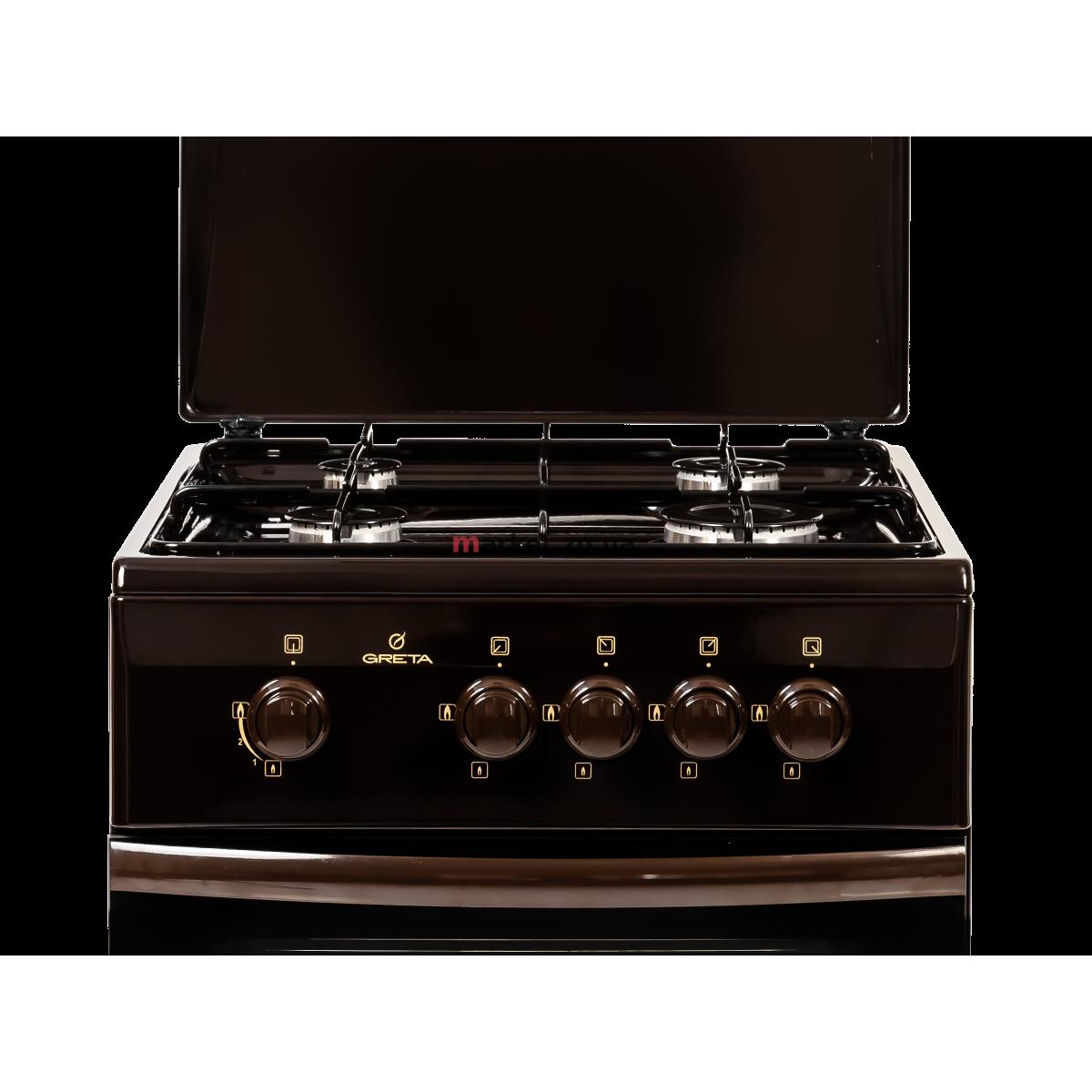 Плита GRETA 1470-16 aa (B) коричневая
