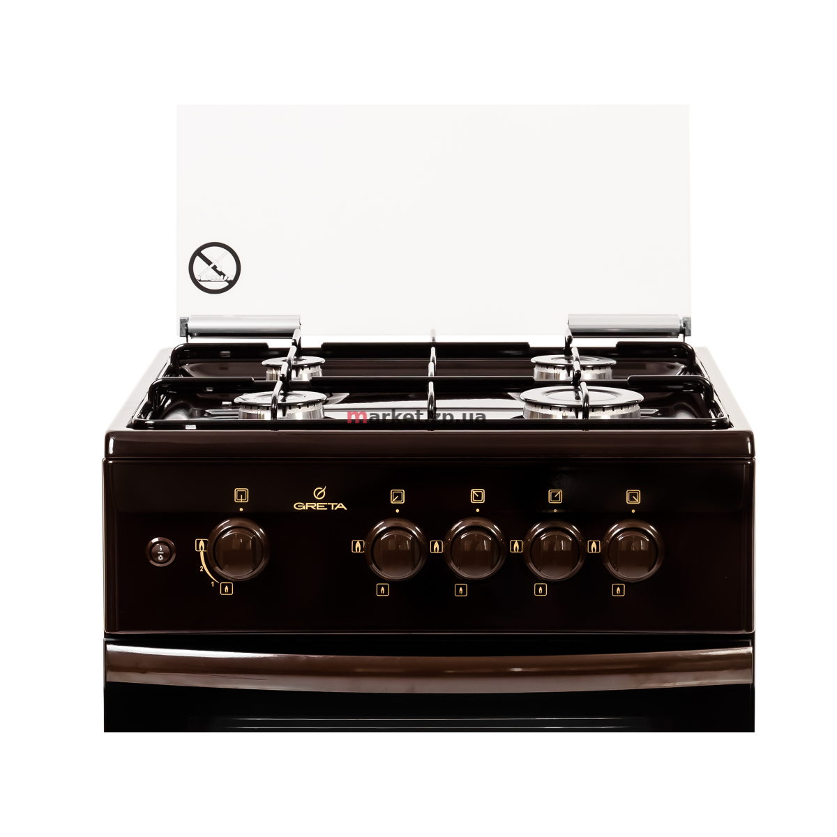 Плита GRETA 1470-07 aa (B) коричневая