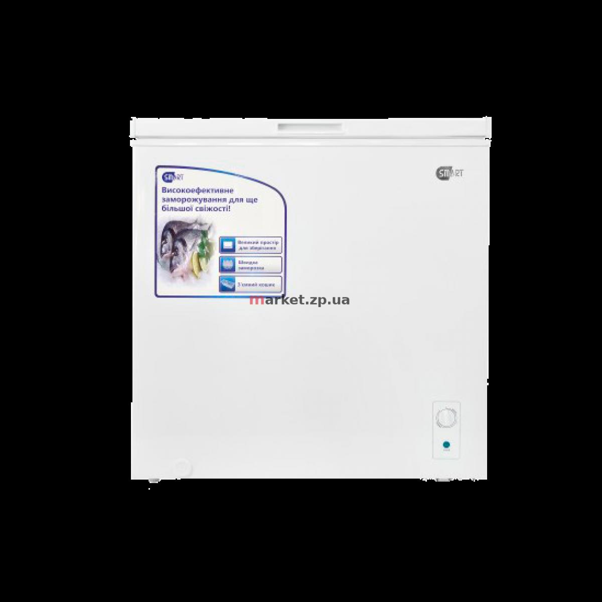 Морозильный ларь SMART SMCF-200WM (H)
