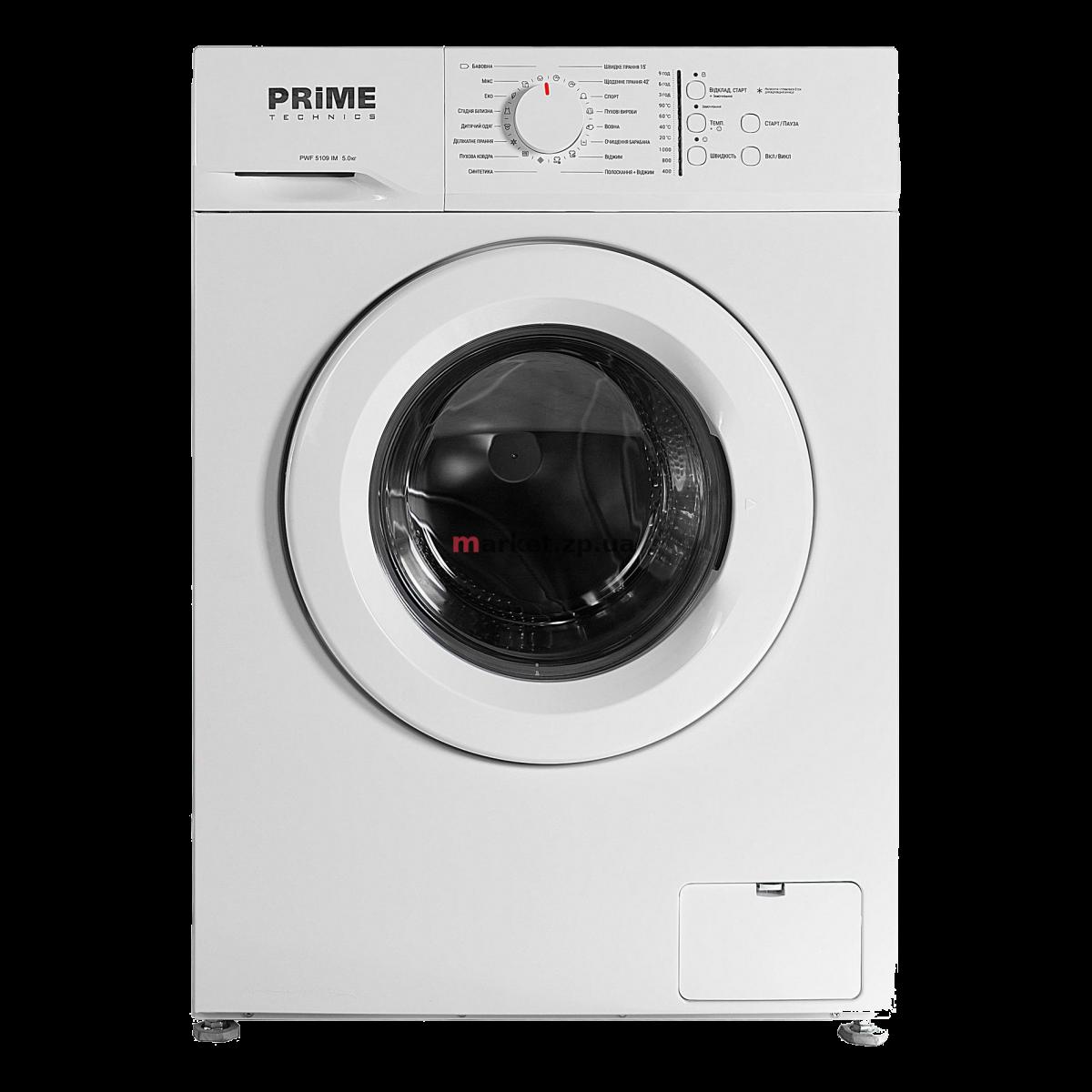 Стиральная машина PRIME Technics PWF 5109 ІM