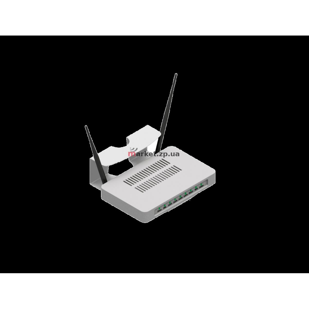 Полка для роутера и ТВ приставки RS100 (White)
