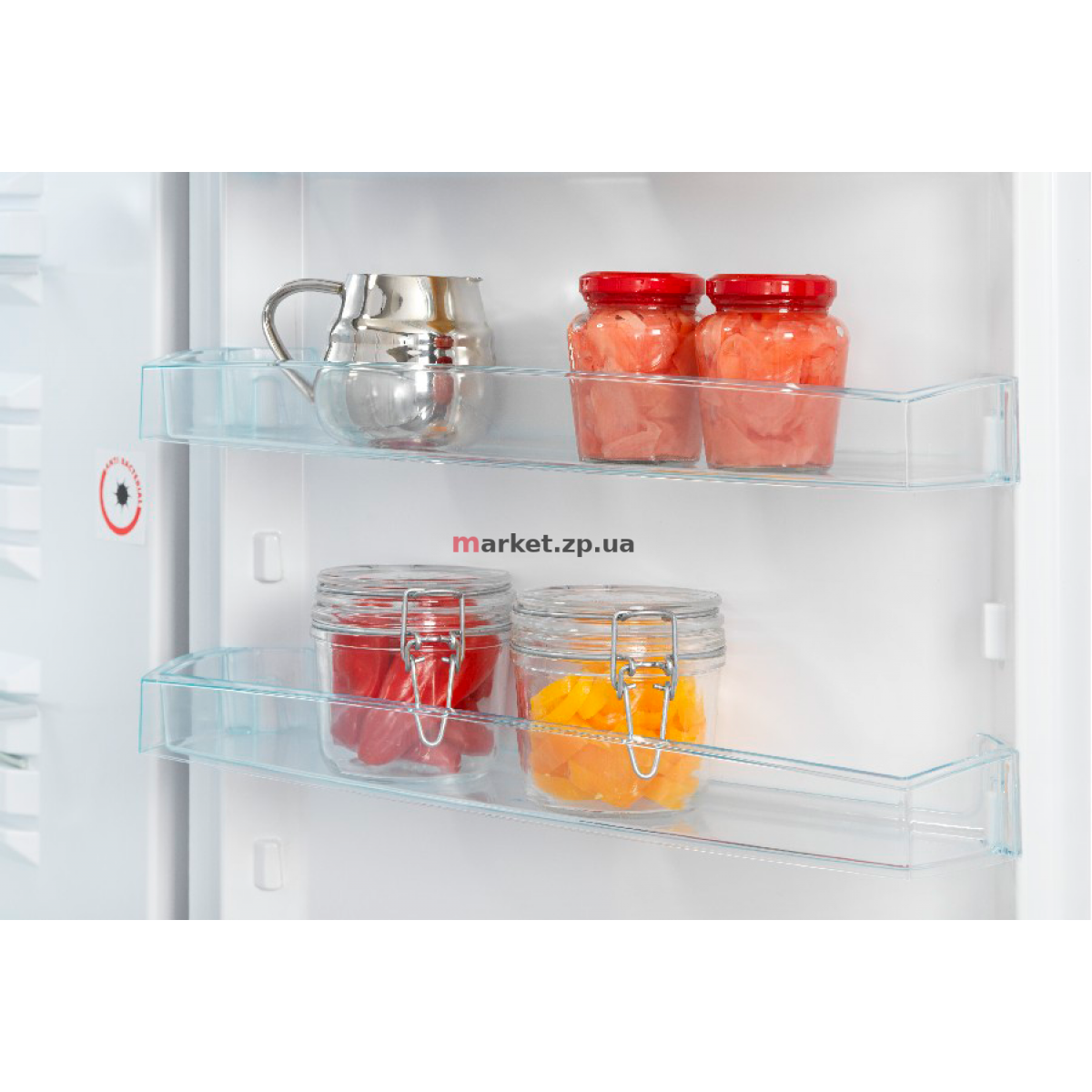 Холодильник SNAIGE RF35SM-S0CB2F  нержавейка