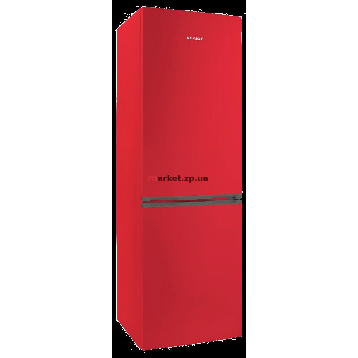 Холодильник SNAIGE RF56SM-S5RP2F красный