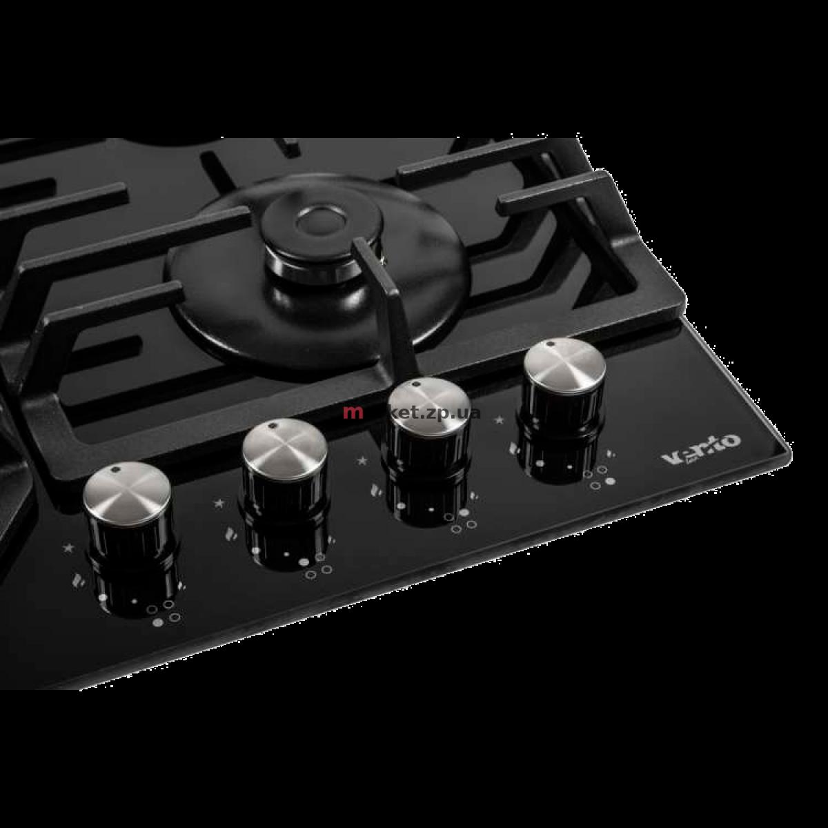 Поверхность VENTOLUX HSF640-W3G CESBT (BK)