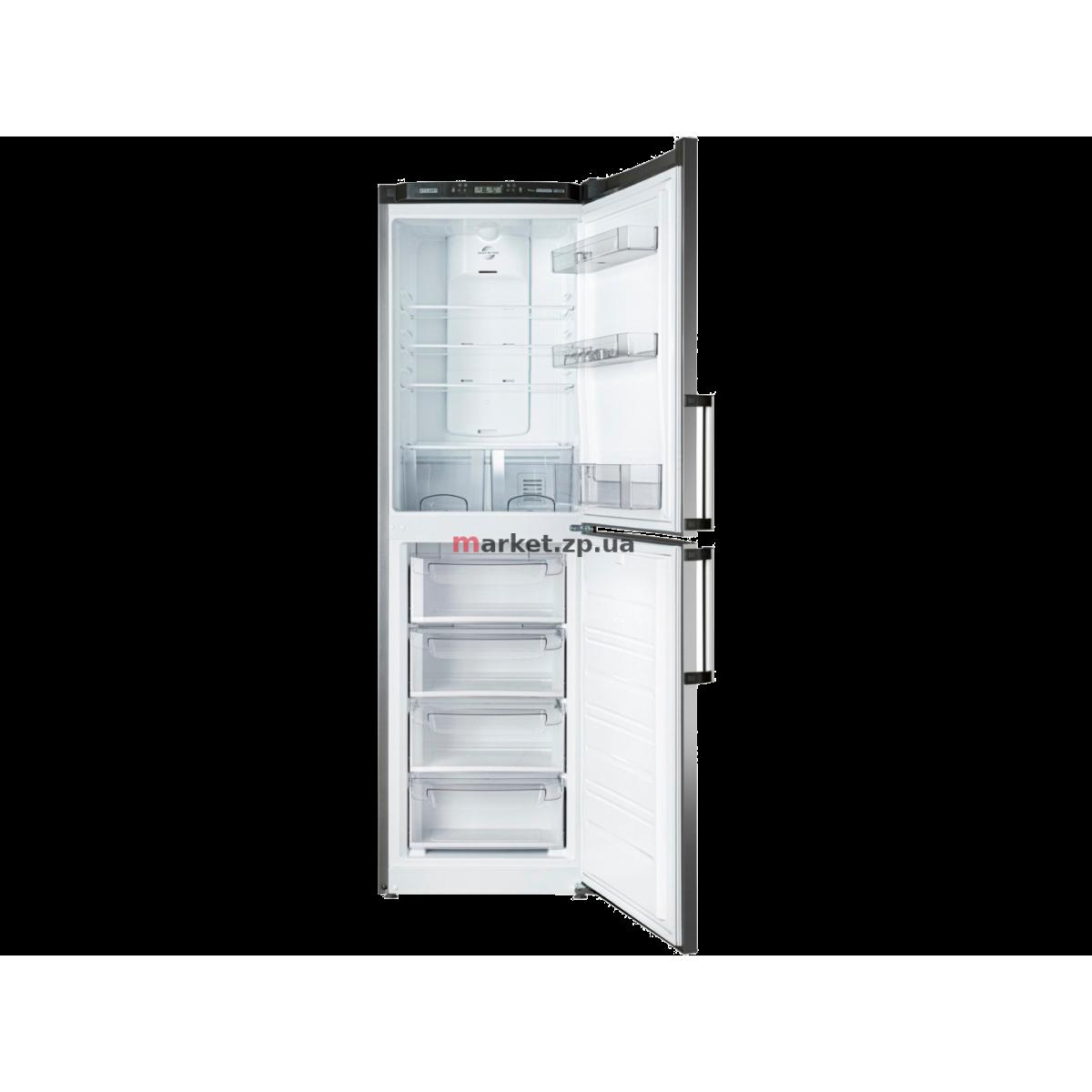 Холодильник  ATLANT XM-4423-560-N мокрый асфальт