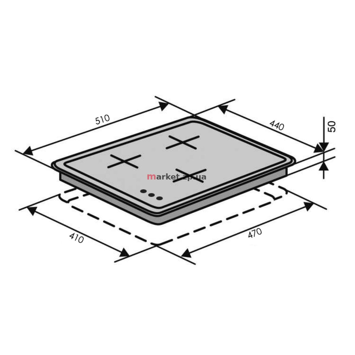 Поверхность VENTOLUX HG430-G3G CS (WH)