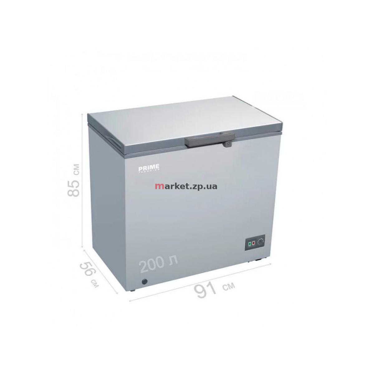 Морозильный ларь PRIME Technics CS 20144 MX