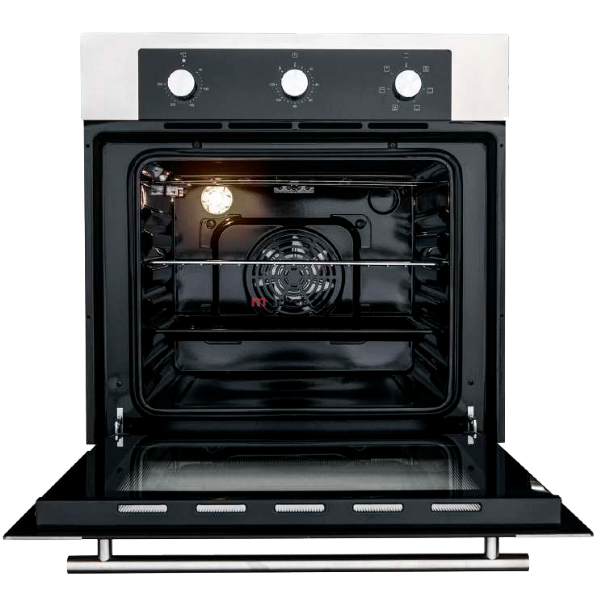 Духовой шкаф VENTOLUX  EO56M-6K BK/X