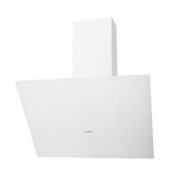 Вытяжка VENTOLUX MIRROR 60 WH (750) PB белое стекло